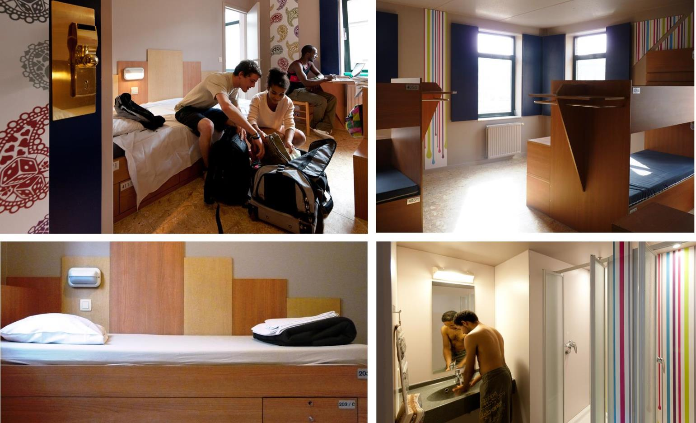 SLEEP WELL HOSTEL ROOMS 72e7ae467